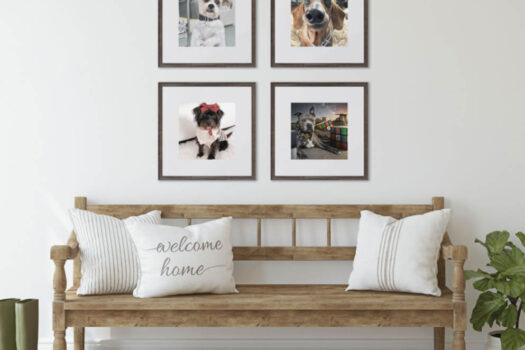 My Stunning New Gallery Wall by Picture Plays