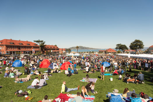 A Summer Sunday Funday at Presidio Picnic