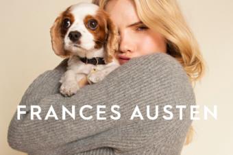 Livable Luxury Brand Frances Austen Launches!