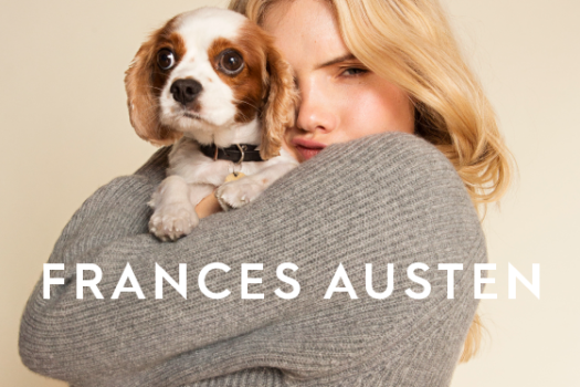 Livable Luxury Brand Frances Austen Launches!