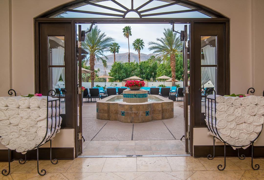 Palm Springs Spa