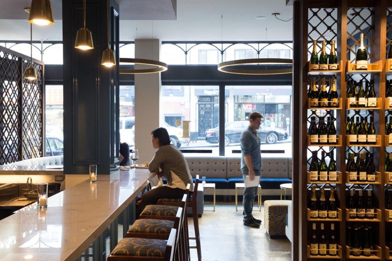 Resolute Wine Bar San Francisco