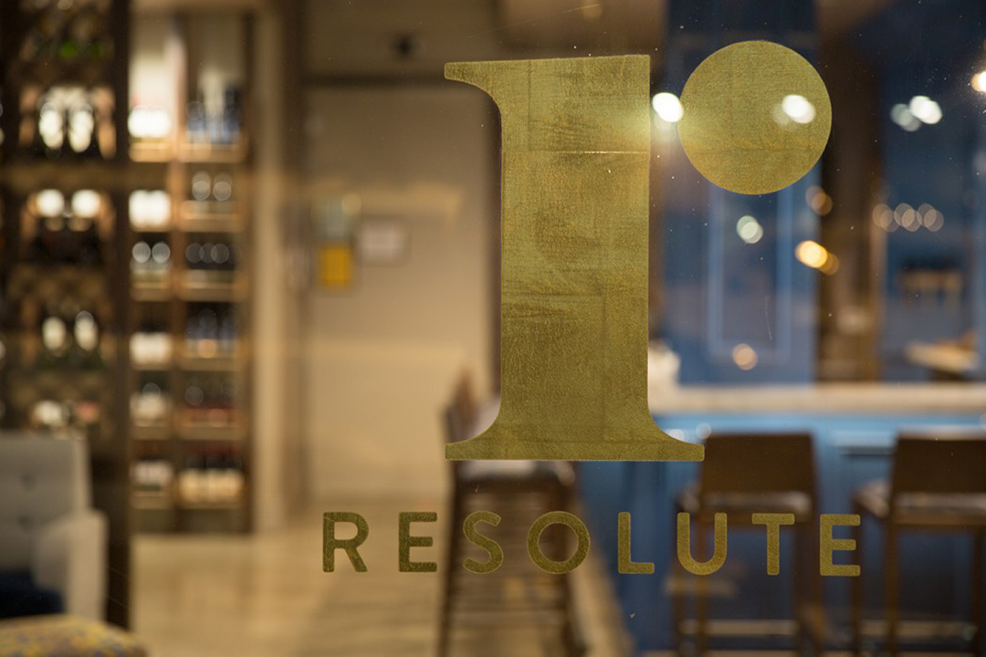 Resolute Wine Bar San Francisco