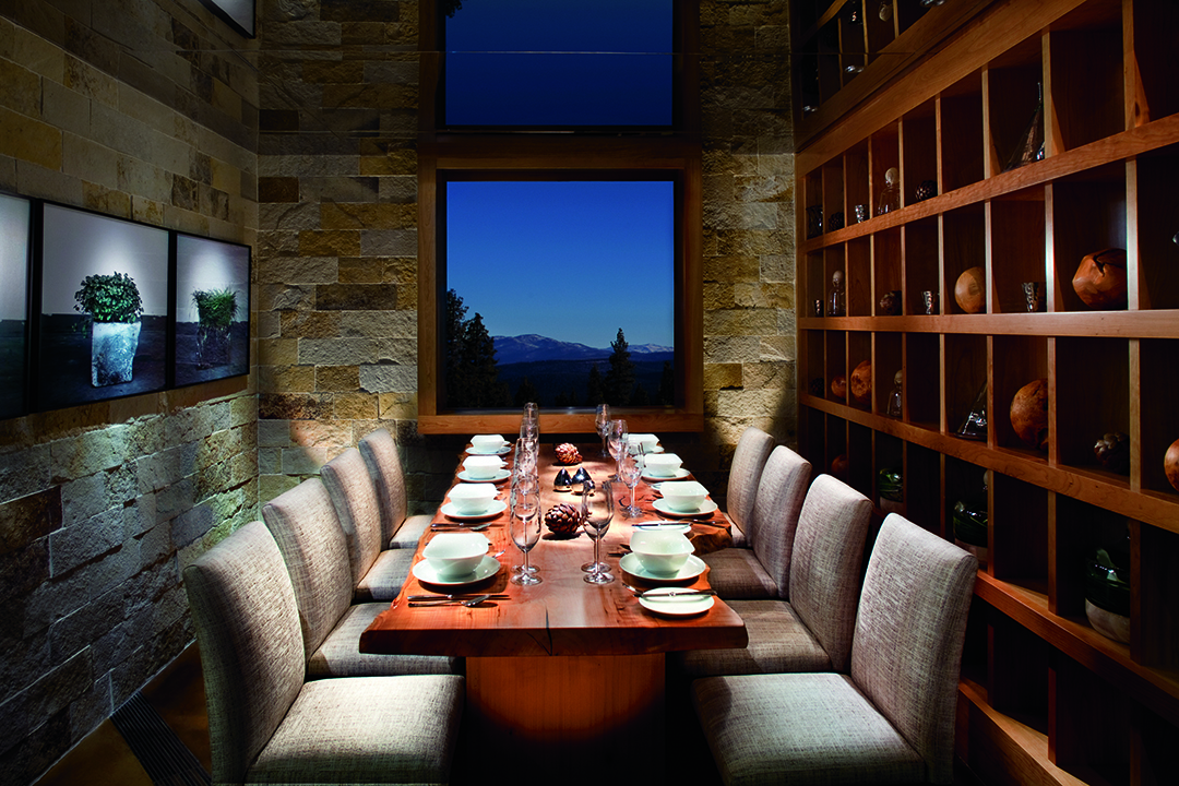 Ritz Carlton Lake Tahoe Manzanita Restaurant