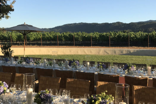 Robert Mondavi Winemaker Dinner with Joe Harden