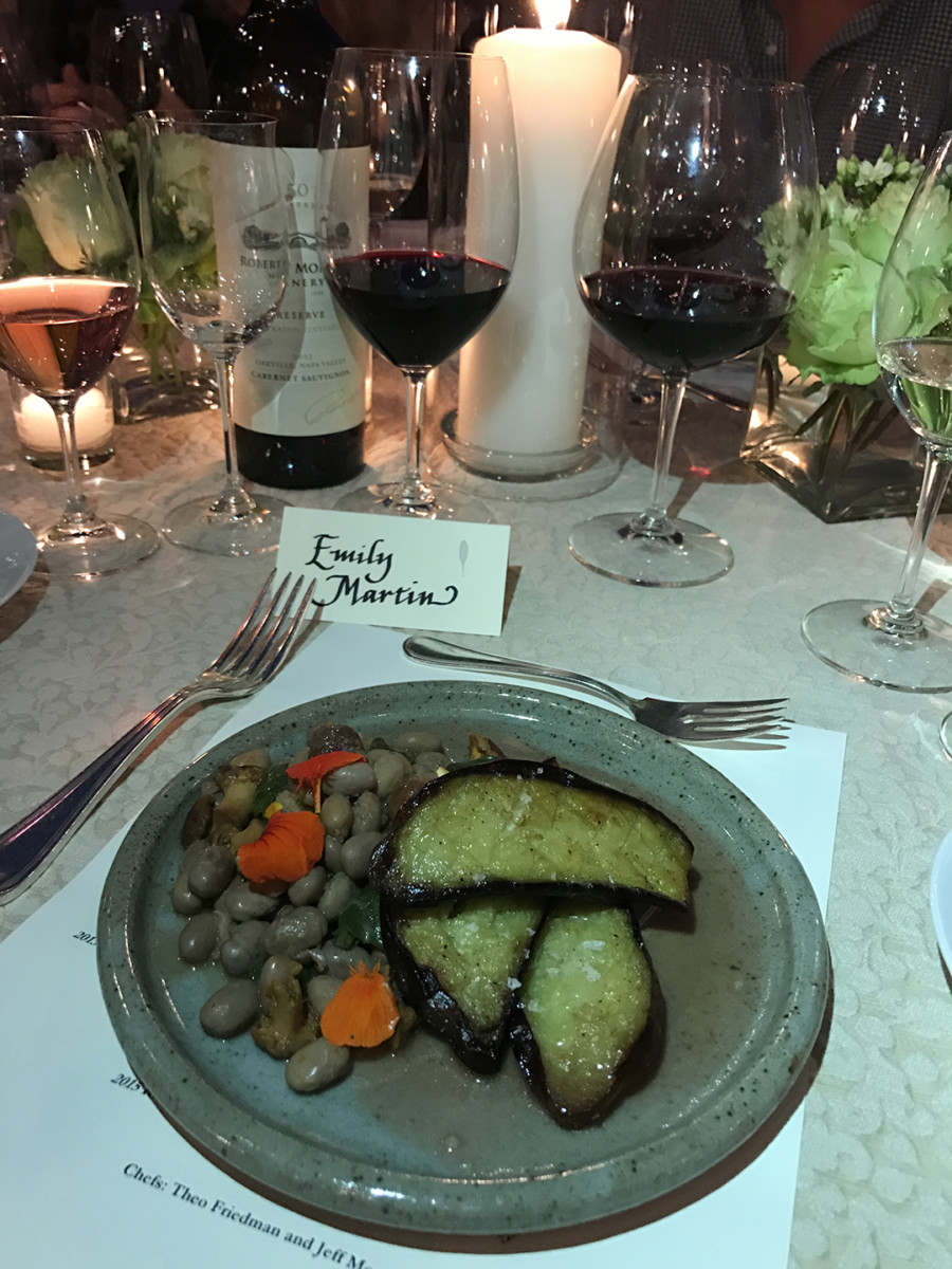Robert Mondavi Winery Winemaker Dinner