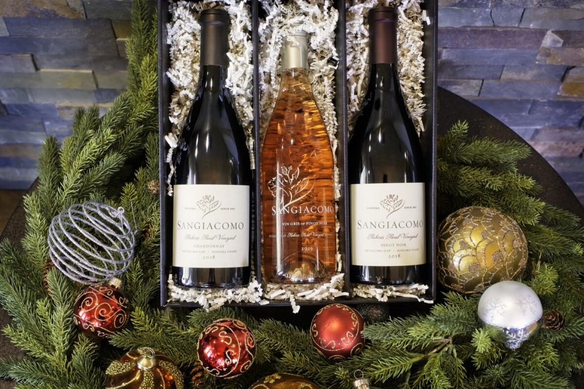 Sanigacomo Wines Roberts Road Vineyard holiday Pack