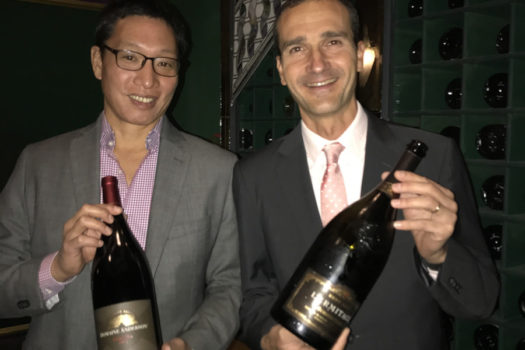 La Folie Dinner: Roederer Estate & Domaine Anderson