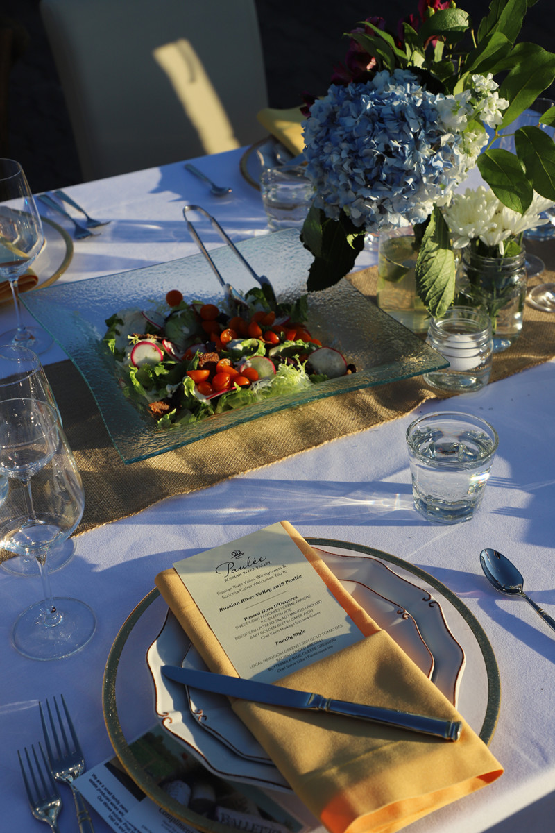 Russian River Valley Winegrowers' Paulee Dinner