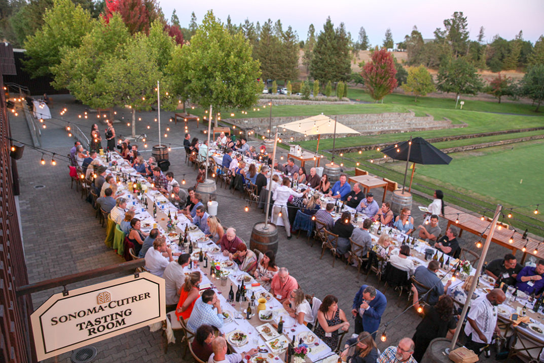 Russian River Valley Winegrowers Paulee Dinner