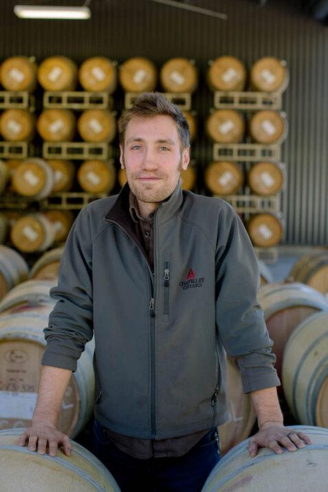 Ry Richards Associate Winemaker Chappellett-2