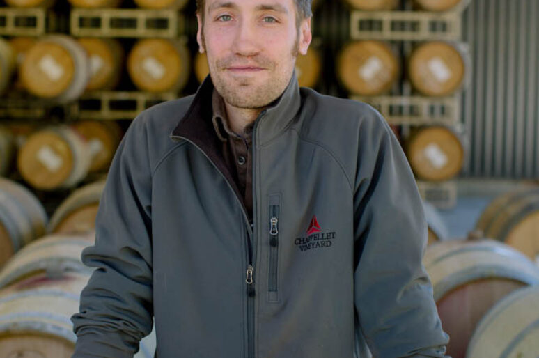 Interview with Ry Richards of Chappellet Wines