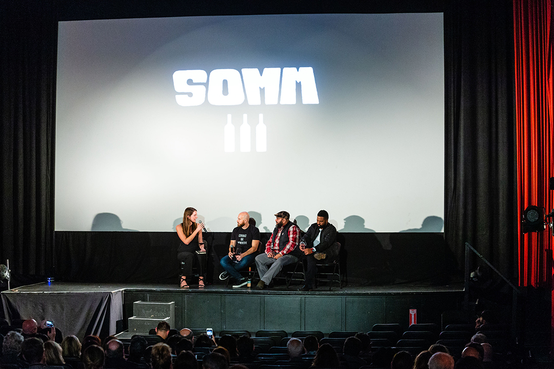 SOMM 3 Film San Francisco Premiere Andrew Caulfield for Drew Altizer Photography)