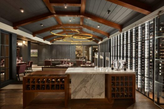 Fairmont Sonoma Mission Inn & Spa Santé Restaurant