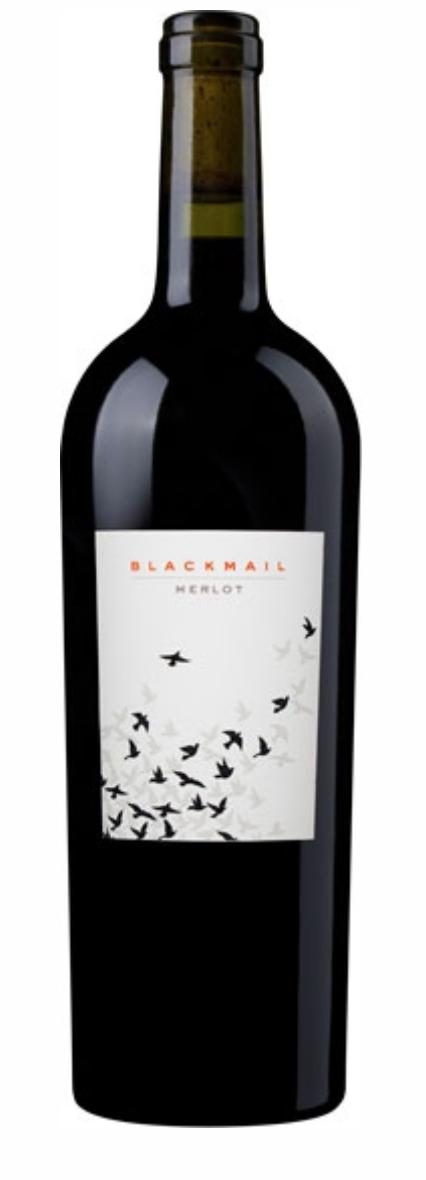 Blackbird Vineyards BlackMail Merlot Napa Valley
