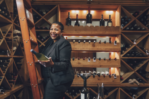 Interview with Sommelier Tonya Pitts