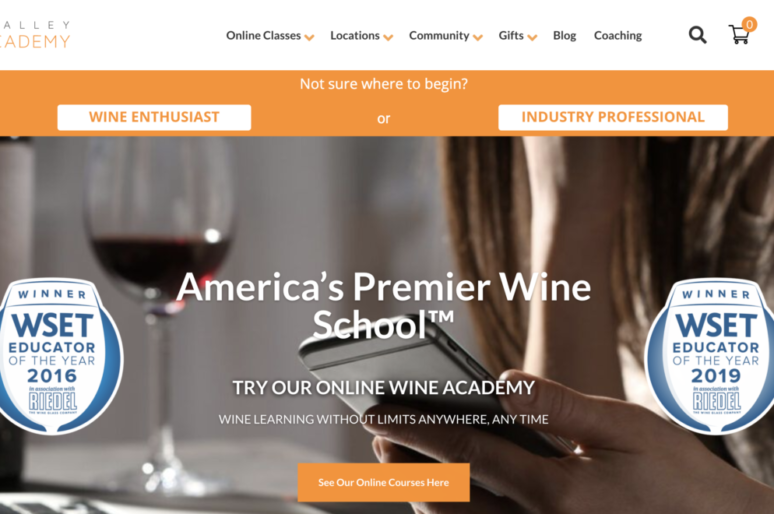 Napa Valley Wine Academy WSET 3 Course What To Expect & How To Prepare