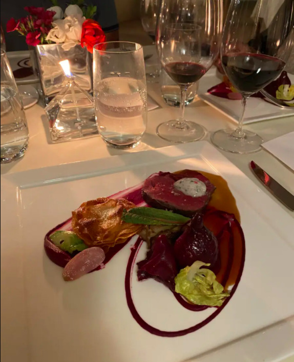 Paso Robles best restaurant