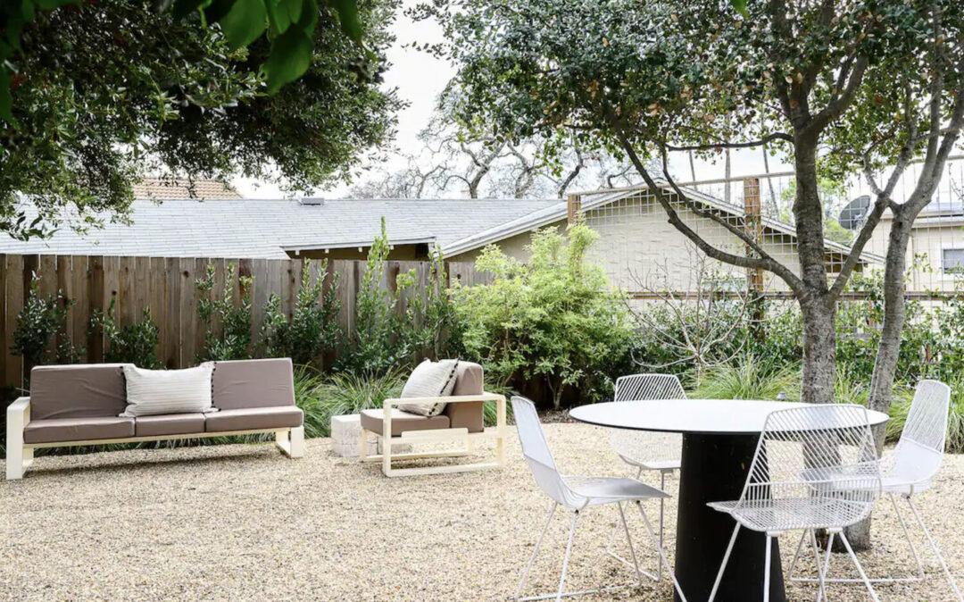Luxury Airbnb Sonoma