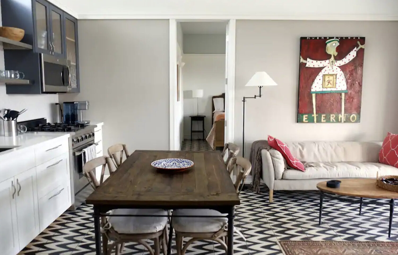 Luxury Airbnb Healdsburg