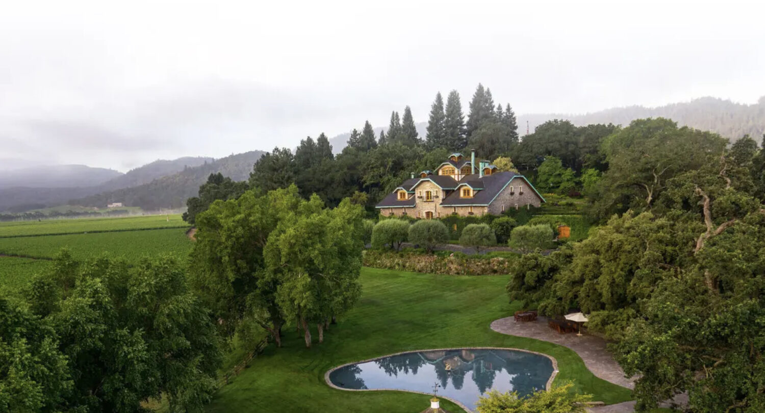 Napa Family Owned Wineries
