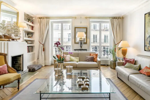The Most Luxurious Paris Airbnb's for Your Next European Stay