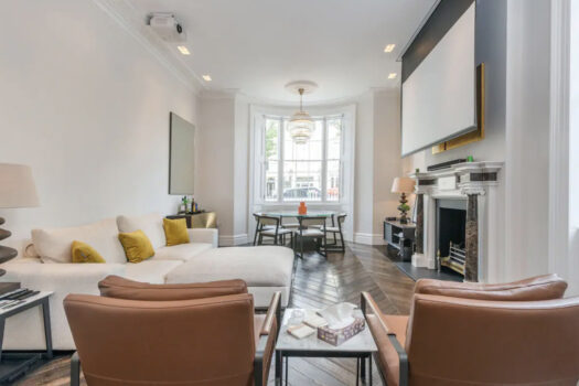 The Top Luxury London Airbnb's