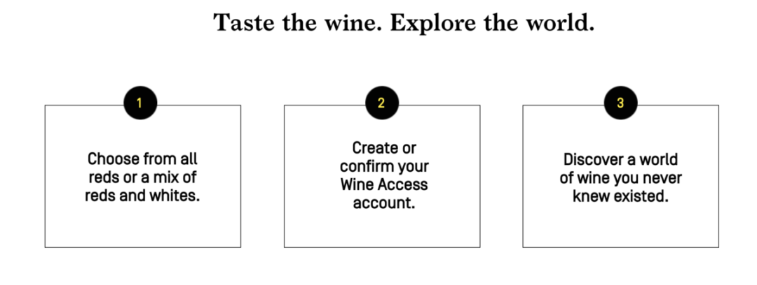 Wine Access Wine Club