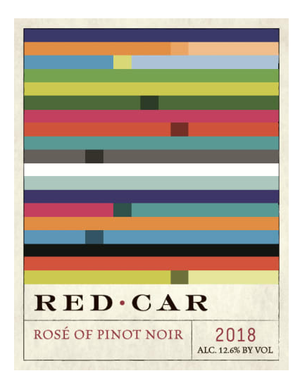 Red Car Wines Rose