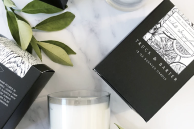 Mother's Day Gift Guide with Luxury Food, Wine & Gifts