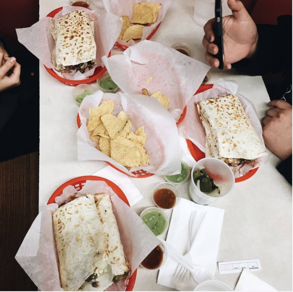 El Farolito Mexican Restaurant San Francisco