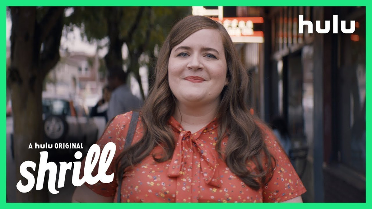 Shrill Hulu TV Series