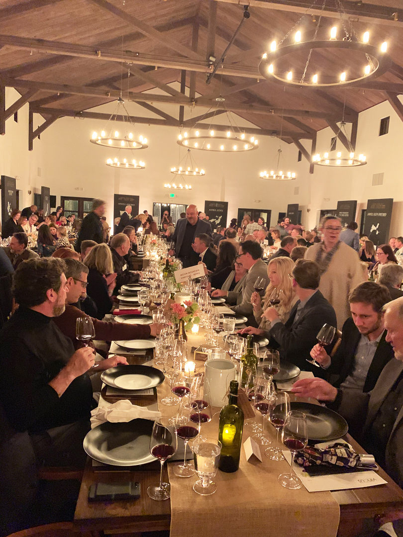 Signature Sonoma Legends Dinner