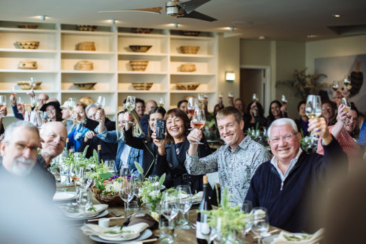 Signature Sonoma Valley's Wine & Design Lunch at Sophie James Wines