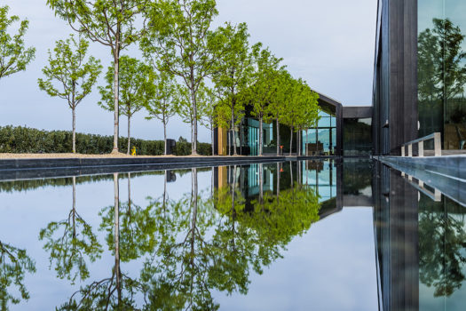 The Stunning New Silver Oak Cellars Alexander Valley Winery