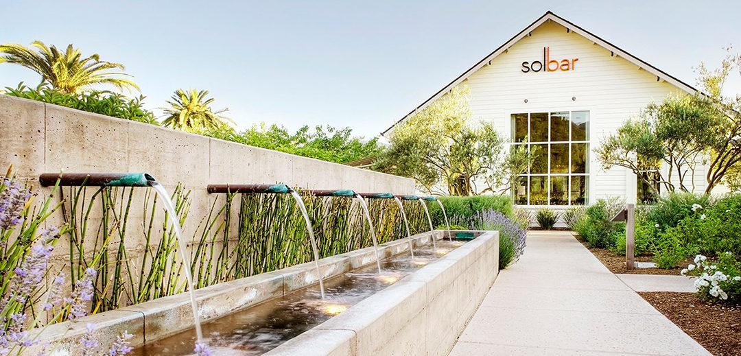 Solbar at The Solage Hotel