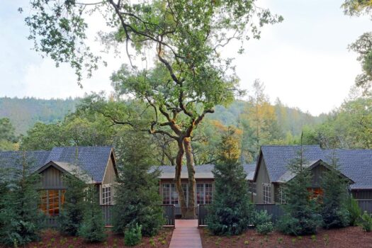 The Luxurious Meadowood Napa Valley Spa & My Over The Top Visit