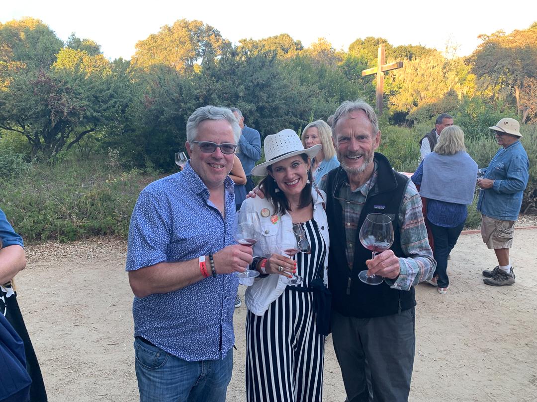 Sta. Rita Hills Wine and Fire Grand Tasting at La Purisimia Mission