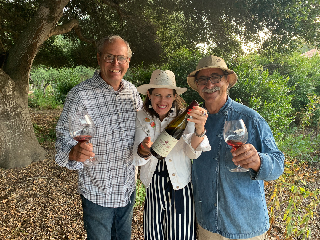 Sta. Rita Hills Wine and Fire Grand Tasting at La Purisimia Mission