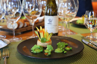 Stag's Leap Wine Cellars' Cellarius Kitchen Experience