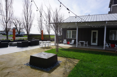 Starmont Winery With Garden Views You'll Never Want to Leave