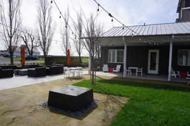 Starmont Winery & Their Stunning Garden Setting