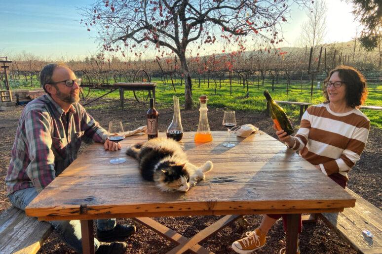 Interview with Steve Matthiasson of Matthiasson Winery