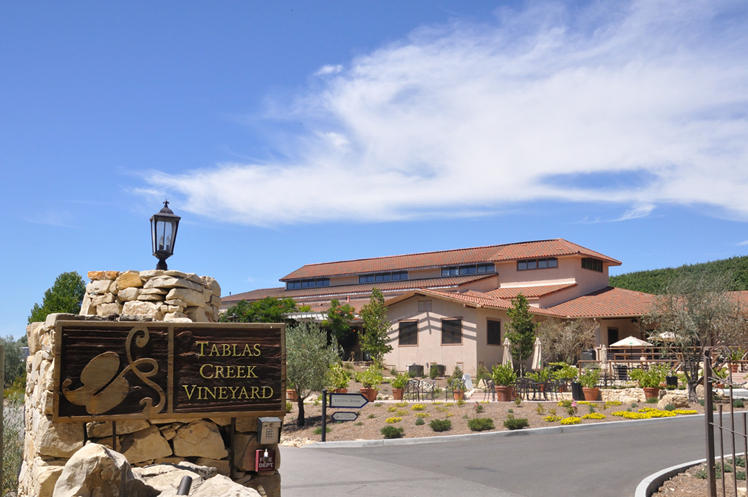 Tablas Creek Winery Paso Robles