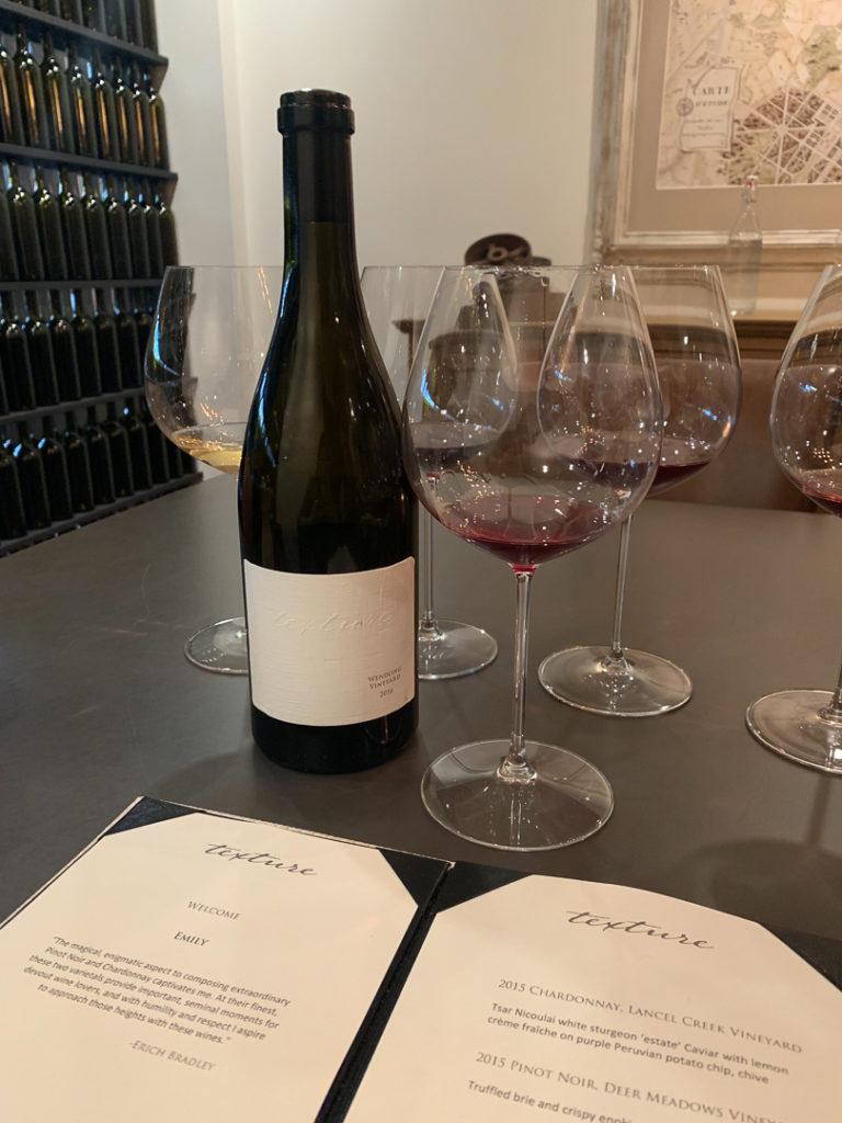 Texture Wines Sonoma