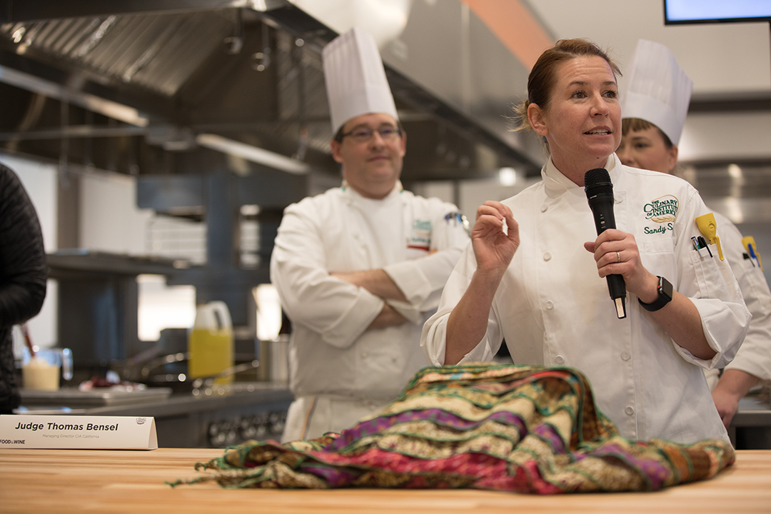 The Culinary Institute of America Copia Food & Wine Magazine weekend