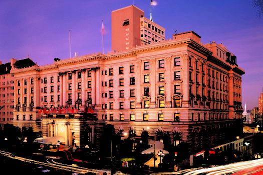 My Fairmont San Francisco Birthday Staycation