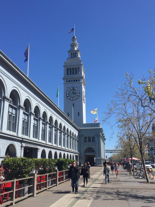 The Ferry Building San Francisco