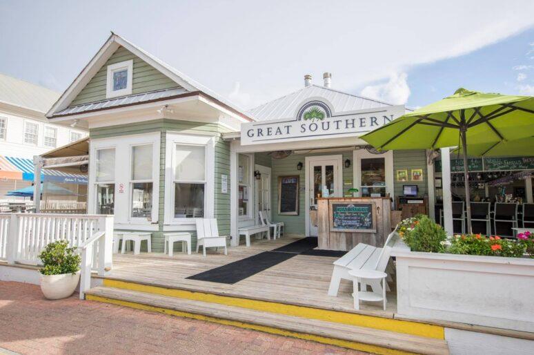 Where to Eat in Seaside & Santa Rosa Beach Florida