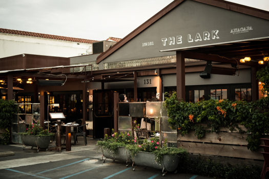 The Fabulous Lark Restaurant Santa Barbara